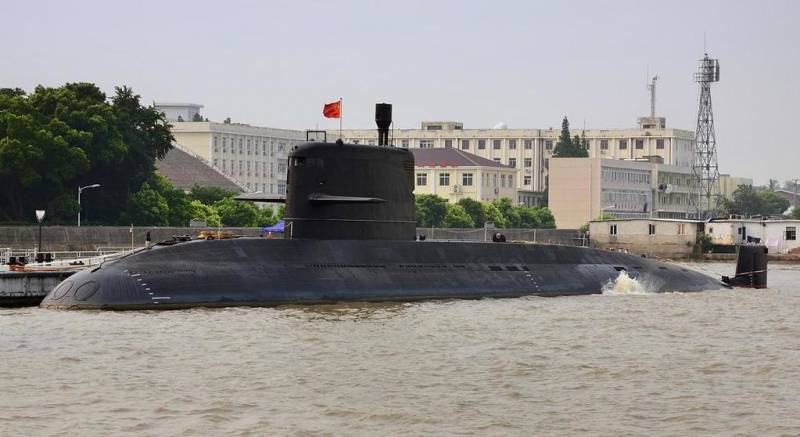 Россия и Китай. Кто строит подлодки быстрее и важно ли это? вмф