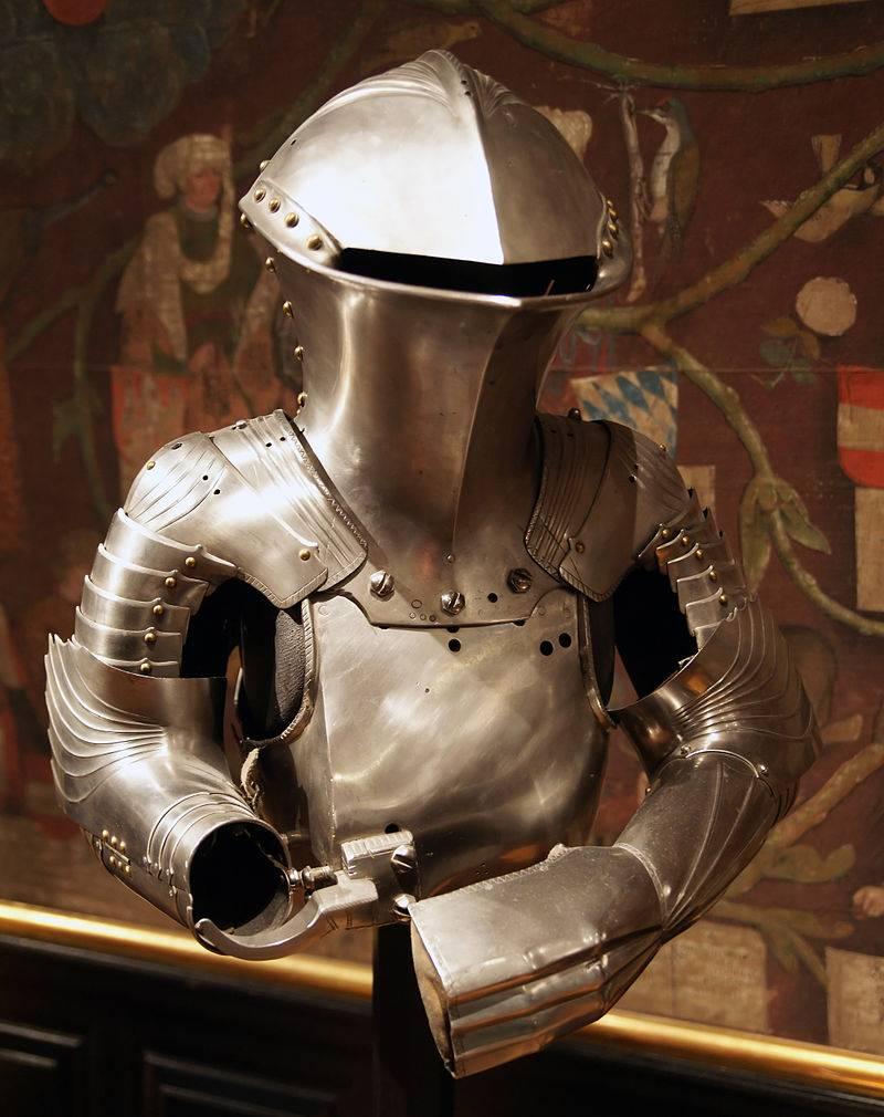 «Механический» реннен и другие игры. Венская оружейная палата история