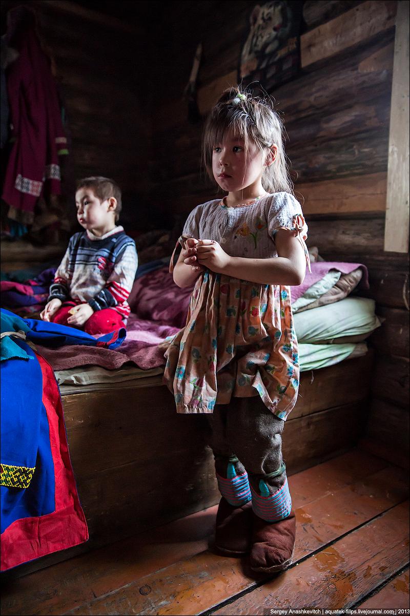 Дети тайги Большой Юган