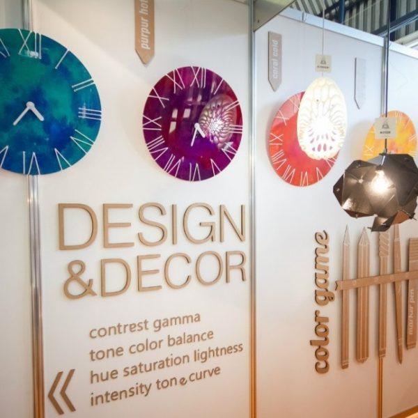 В Cанкт-Петербурге стартовала выставка Design & Decor