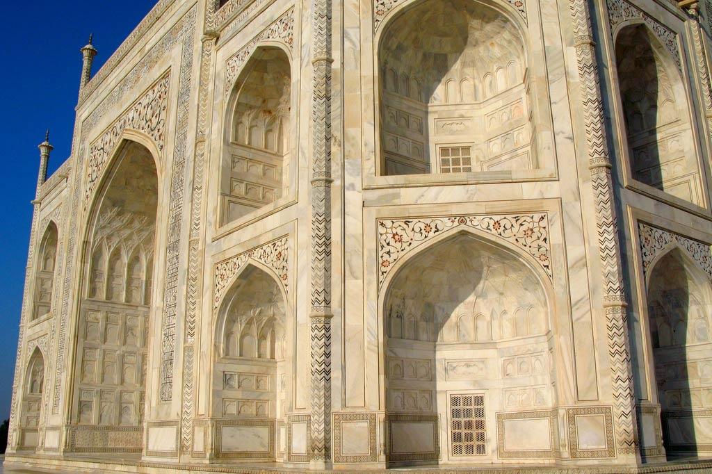 Загадка Тадж-Махала: памятник любви или трон Аллаху? архитектура