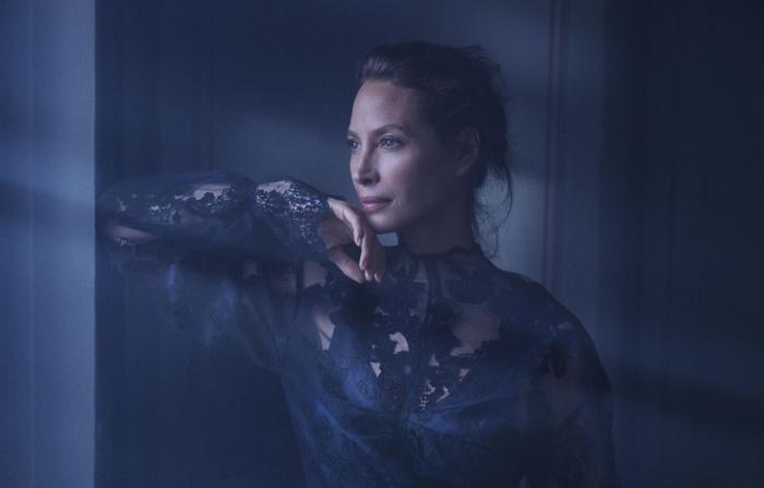 Очаровательная Кристи Тарлингтон. \ Фото: woman.ua.