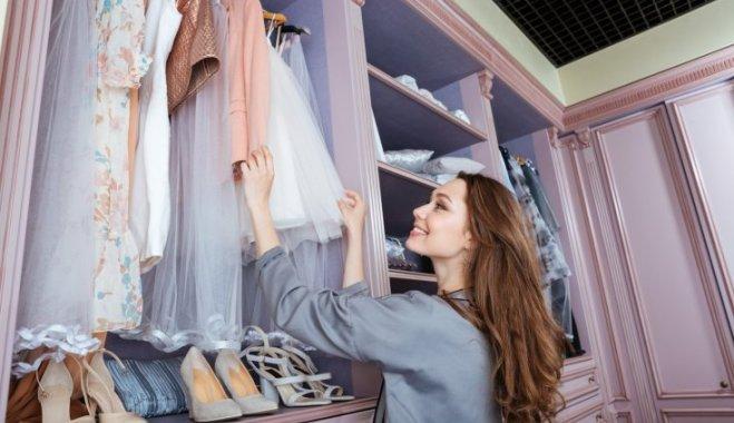 Шкафы будущего - невидимые и без пыли