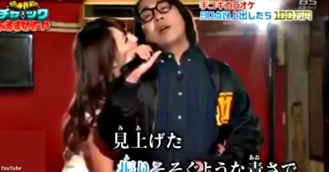 Японское шоу которое вызовет…