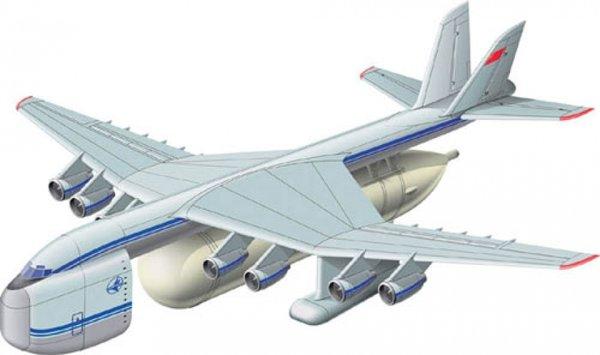 М-52: «ПАК ТА» советской разработка