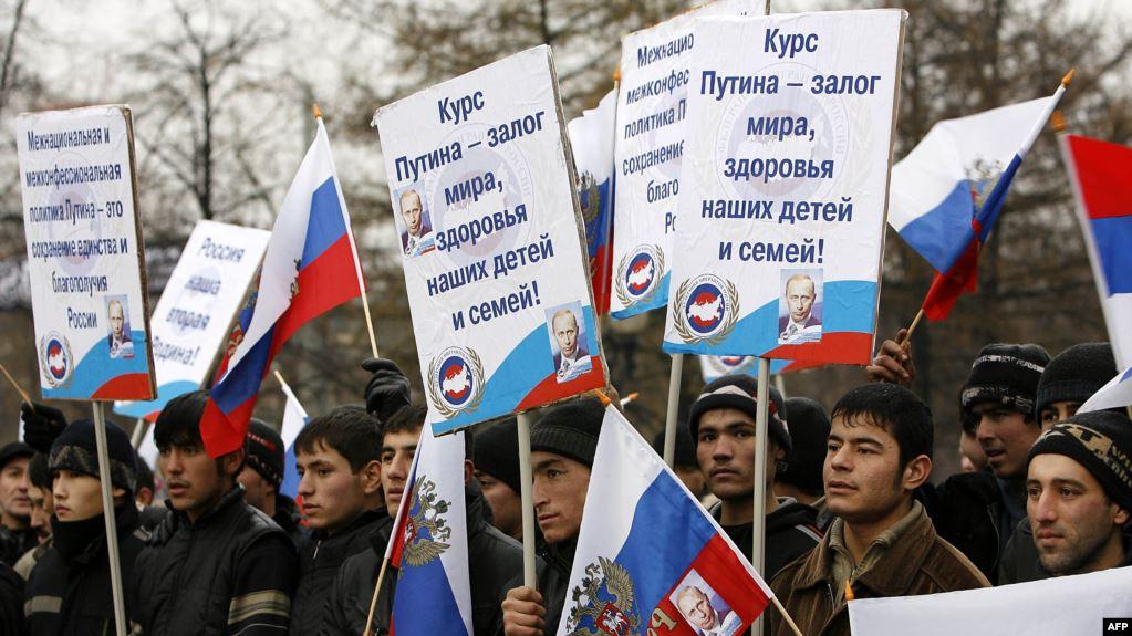 Россия — щедрая душа! Пенсии мигрантам