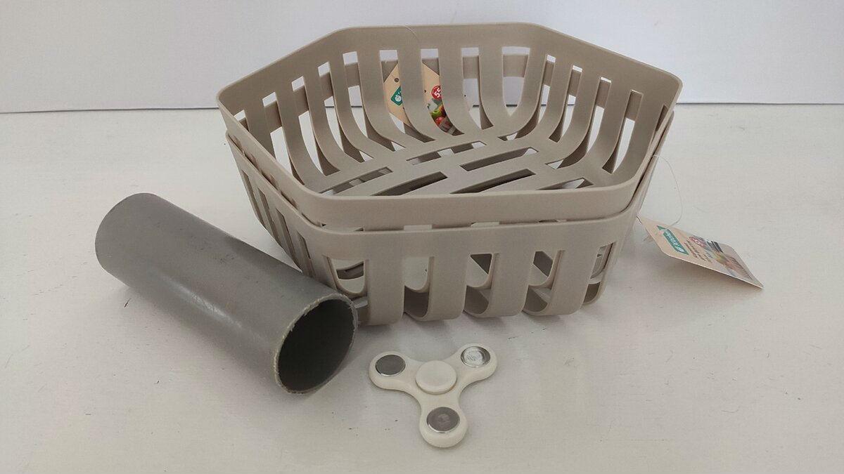 Как использовать спиннер на кухне