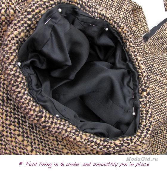 Декор и переделка пальто своими руками идеи, своими руками