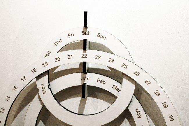 История возникновения календаря
