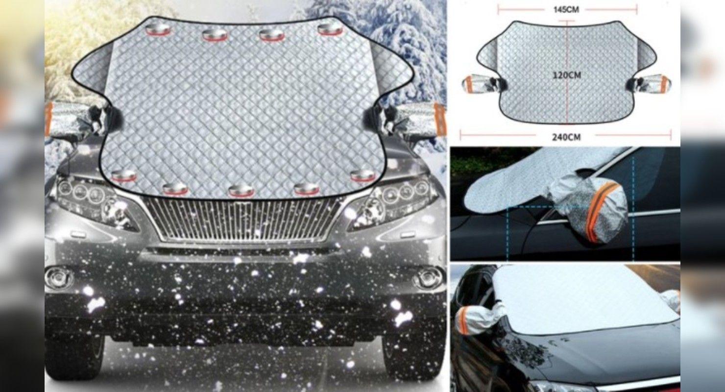 Товары с AliExpress, которые пригодятся зимой автомобилистам Автограмота