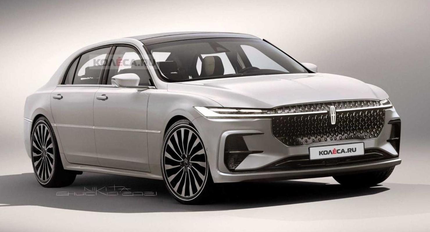 Представили полноценного приемника роскошного седана Lincoln Town Car Автомобили
