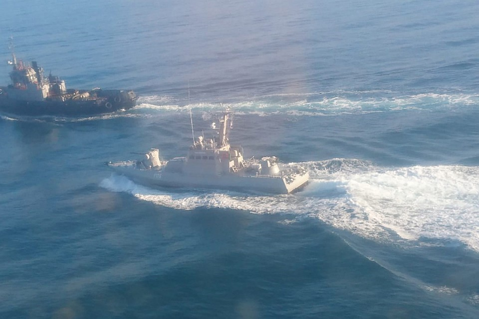 Пограничный конфликт: Украина решила поиграть с Россией в морской бой. Чего ждать дальше?
