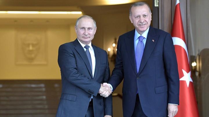 """""""Важнее, что ответил Путин"""": Эрдоган предложил России """"убраться из Сирии"""", но умолчал о главном геополитика"""
