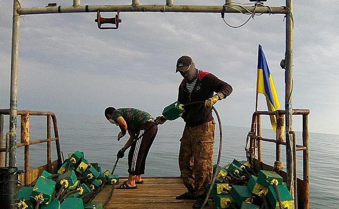 Керченский пролив: Украински…