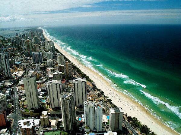 Пляжи Квинсленда