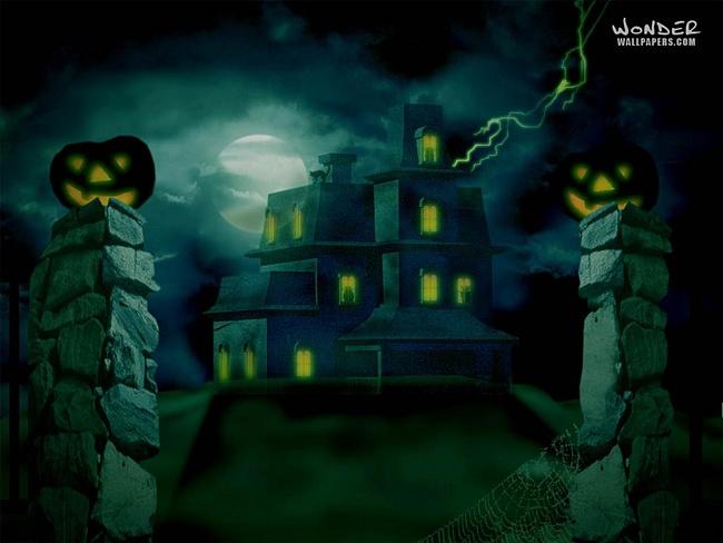 Хеллоуин в Иванихе