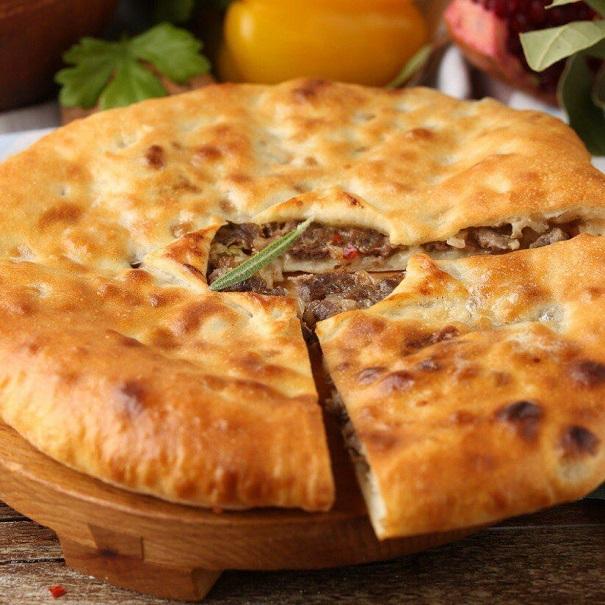Кубдари с мясом: рецепт приготовления блюда выпечка,грузинская кухня,кулинария