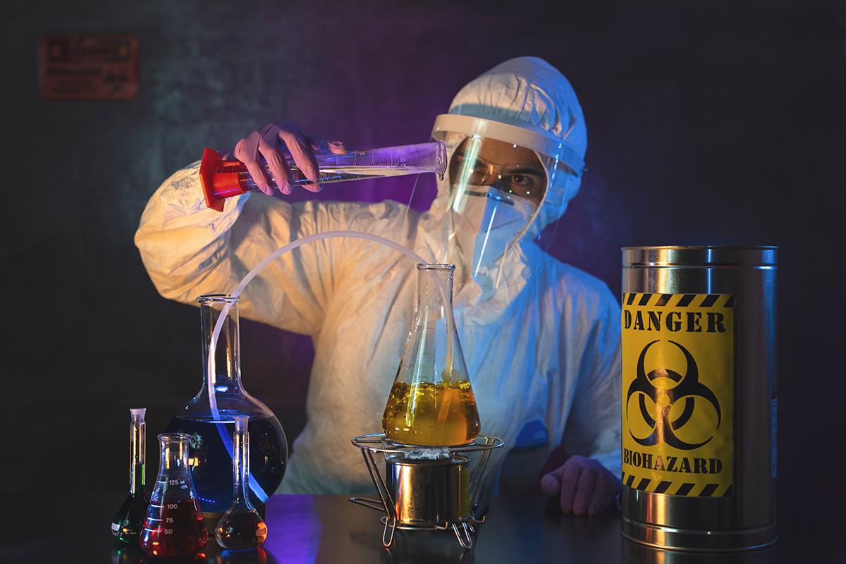 Учёные нашли способ уничтожить коронавирус с помощью радиации