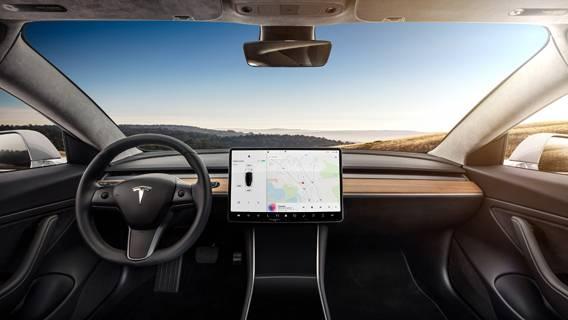 Tesla заявила, что камеры в ее автомобилях не активированы в Китае