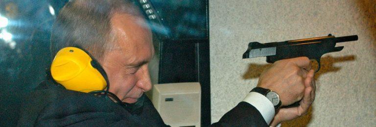 Путин сделал «контрольный в …