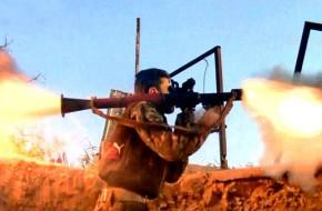Опубликованы кадры, доказывающие причастность США к нападению на бойцов РФ в Сирии