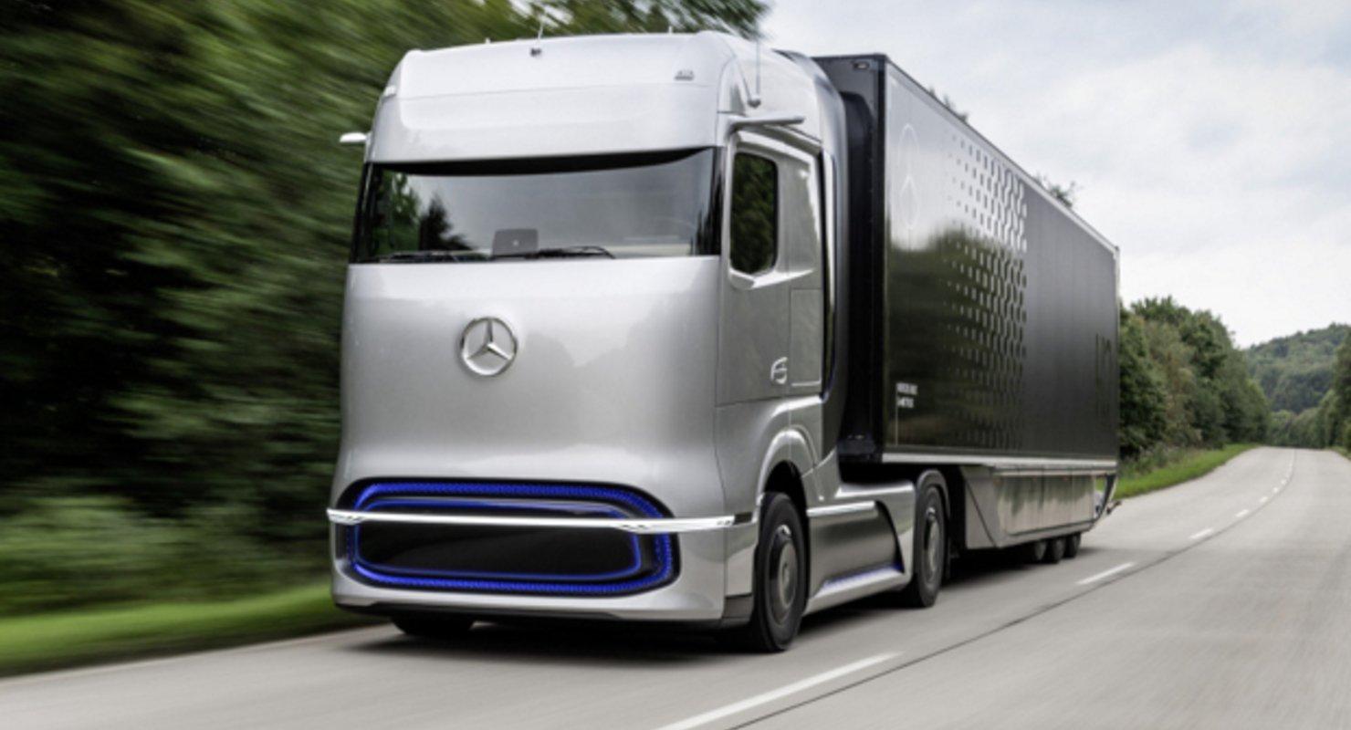 В Daimler предрекли большое будущее автомобилям на водородном топливе Автомобили