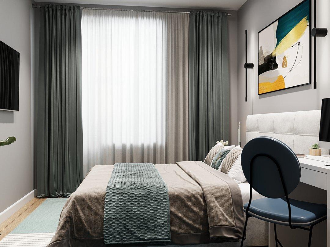 Шторы - какой цвет выбрать? идеи для дома,интерьер и дизайн