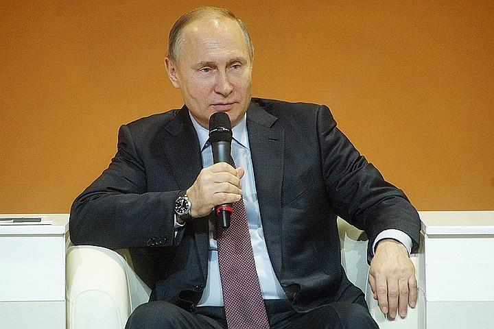 Кремль: Не исключено, что Путин будет голосовать в Москве