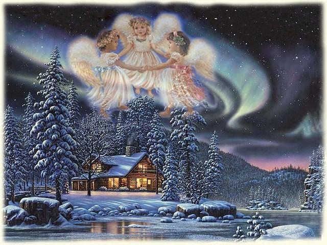 Приметы и обычаи на Рождество