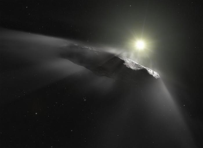 06.12.2018 17:08 В Солнечной системе обнаружены еще четыре потенциальных межзвездных объекта