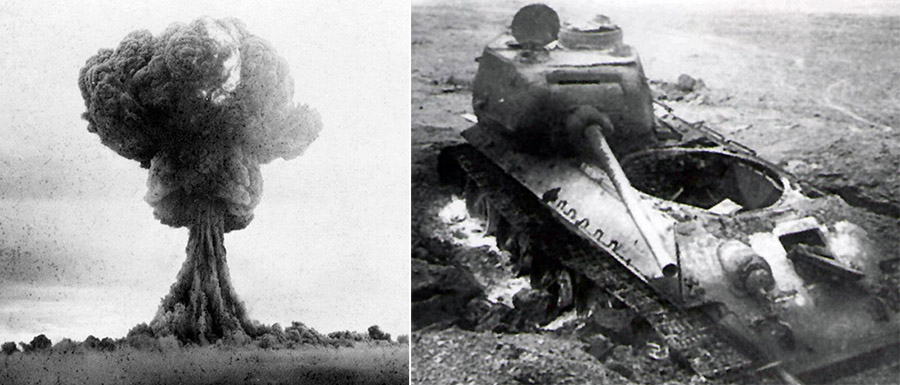 Как в СССР испытывали ядерное оружие на людях испытания,общество,преступления,СССР,ядерное оружие