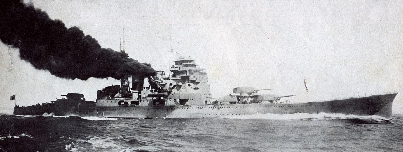 Последний причал тяжелого крейсера «Майя»