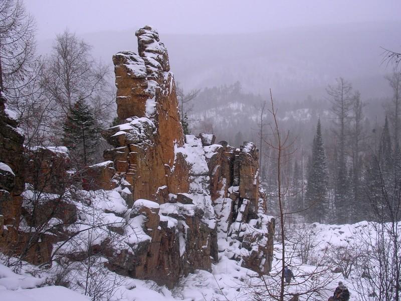 24. Олхинское плато природа, россия, чудеса