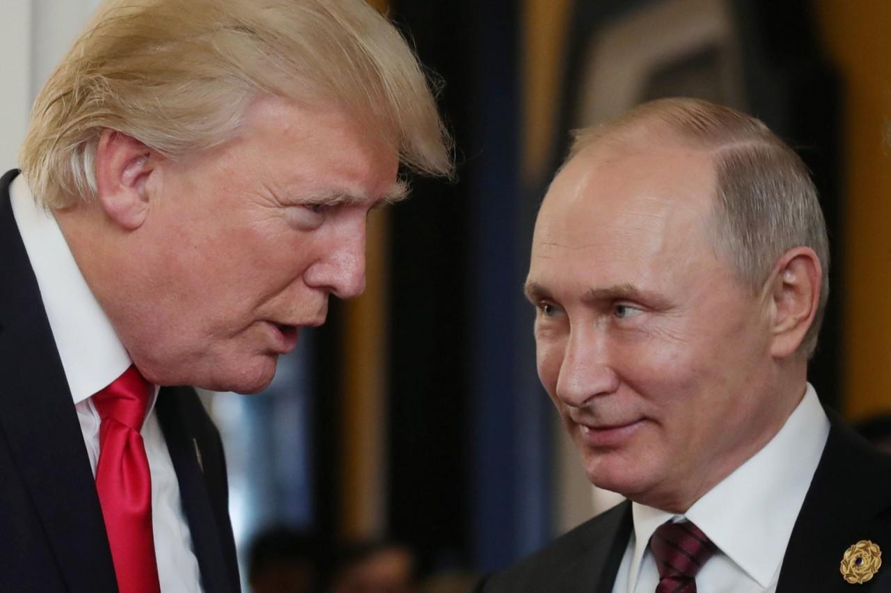 Сценарий встречи Путина, Трампа и Ына: чтобы хвост не вилял собакой...