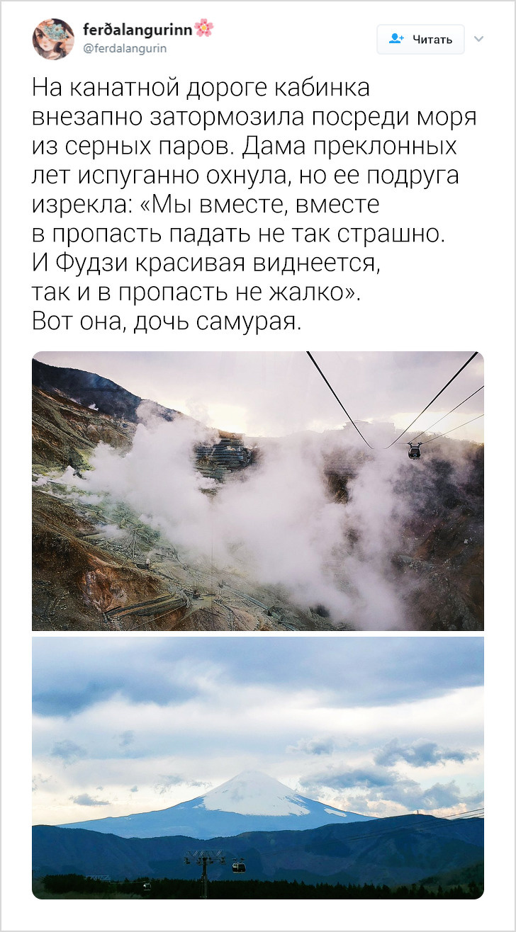 25твитов ожизни вЯпонии глазами россиянки