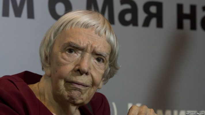 Правозащитница Людмила Алекс…