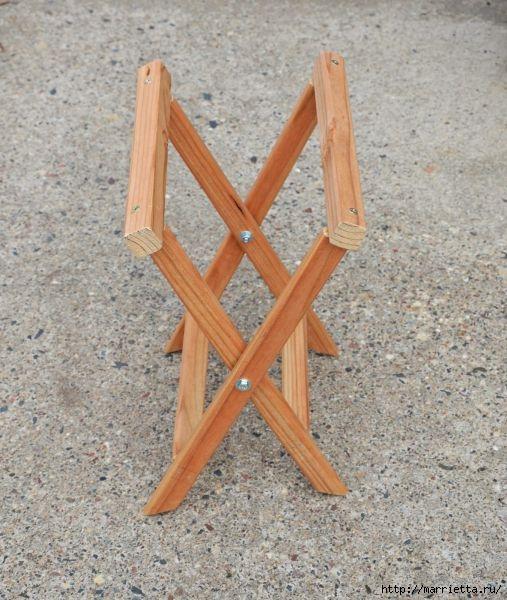Складной стульчик своими руками (13) (507x600, 198Kb)