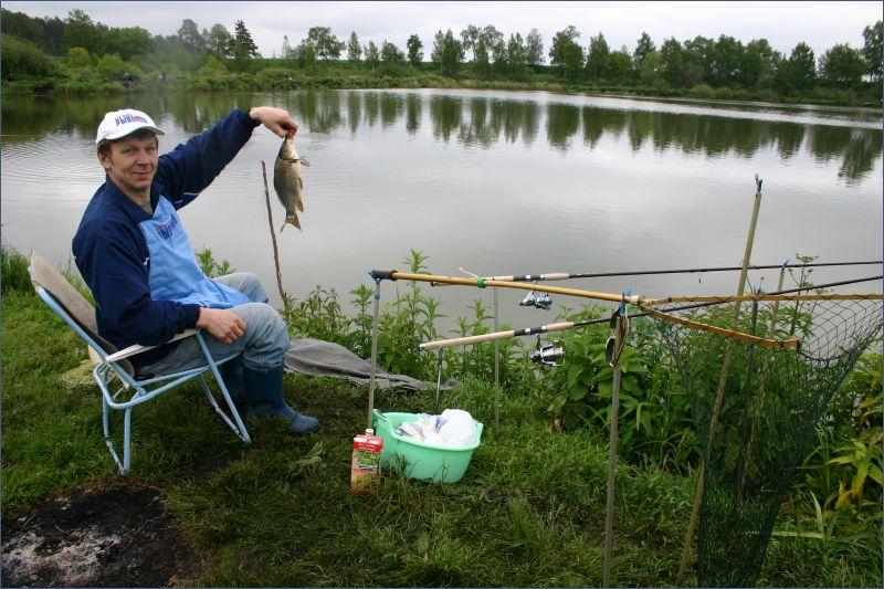 Место в подмосковье рыбалка