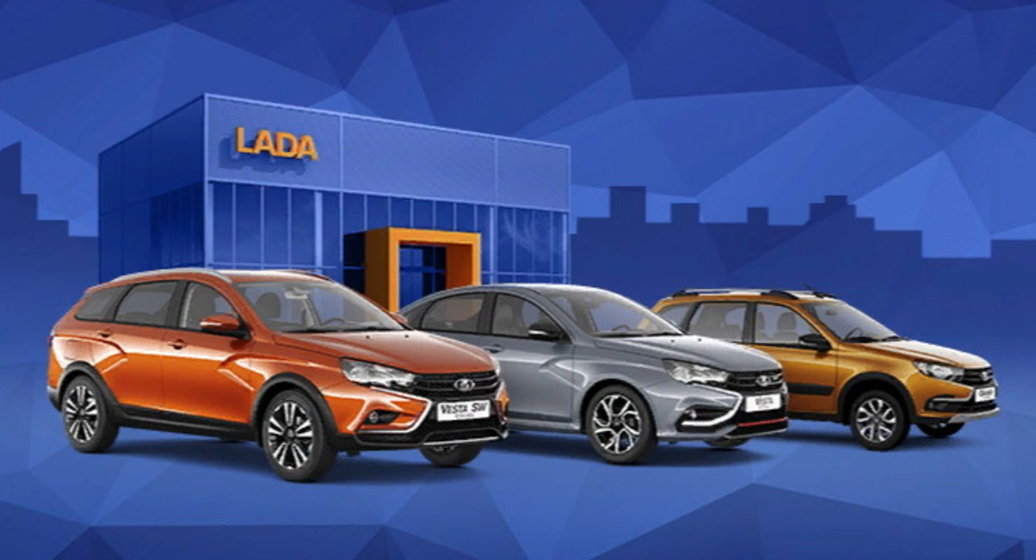 Россия поднялась на 4-е место в Европе по продажам легковых автомобилей в 2020 году Автомобили