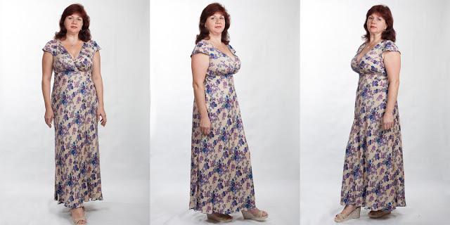 Модели летних платьев для пы…