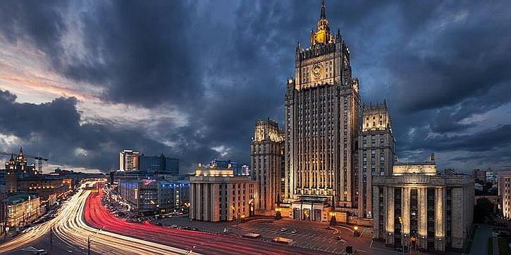 МИД России опустил Порошенко…