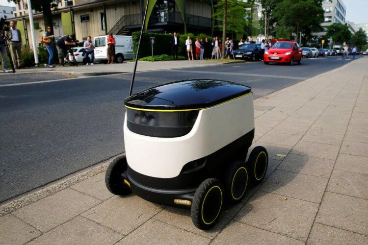 Процесс роботизации во всем мире уже запущен будущее,гаджеты,ИИ,Интернет,наука,приборы,роботы,техника,технологии,электроника