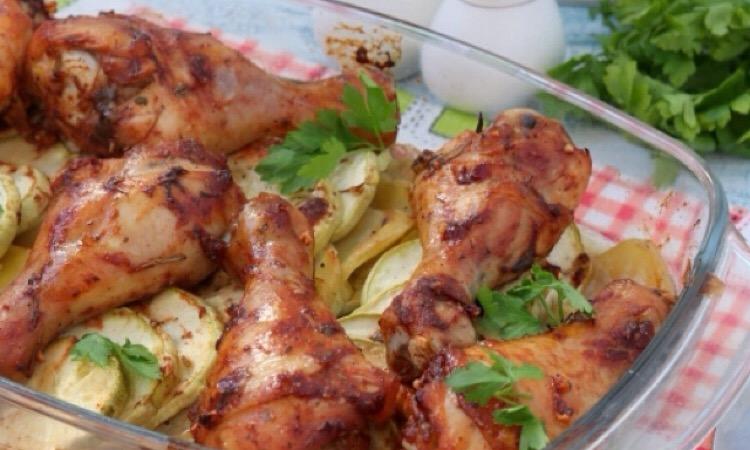 Аппетитное блюдо для разбавления обыденного меню