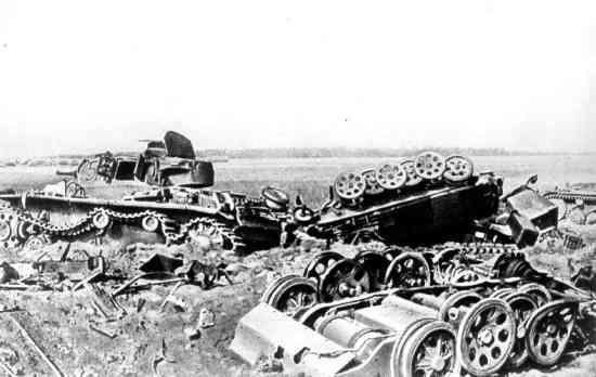 Почему СССР за два месяца потерял в 5 раз больше танков, чем немцы