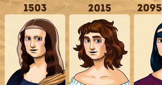 14комиксов отом, как изменились девушки запоследнее время