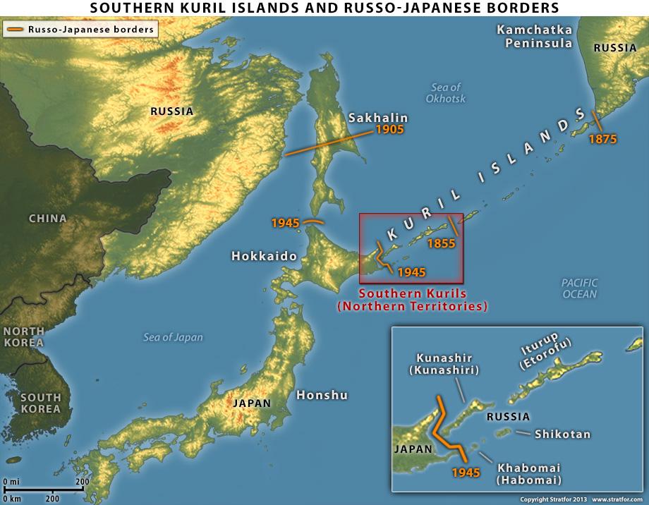 Японцы сами уговаривали Москву забрать Курилы без войны