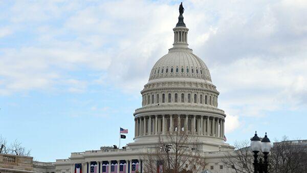 Сенат США утвердил пакет мер по стимулированию экономики