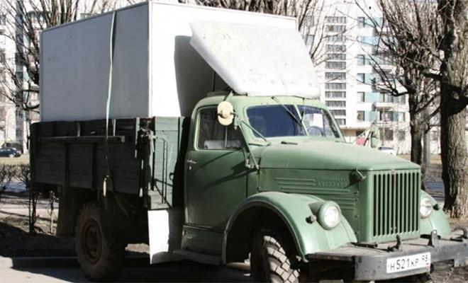 Самодельные грузовики советских дальнобойщиков: как дорабатывали Колхиды, Кразы и Зилы Культура