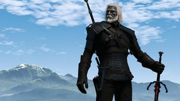 Геральт из «Ведьмак 3» полностью поменял внешность и ужаснул фанатов the witcher 3: wild hunt,Игры,моды