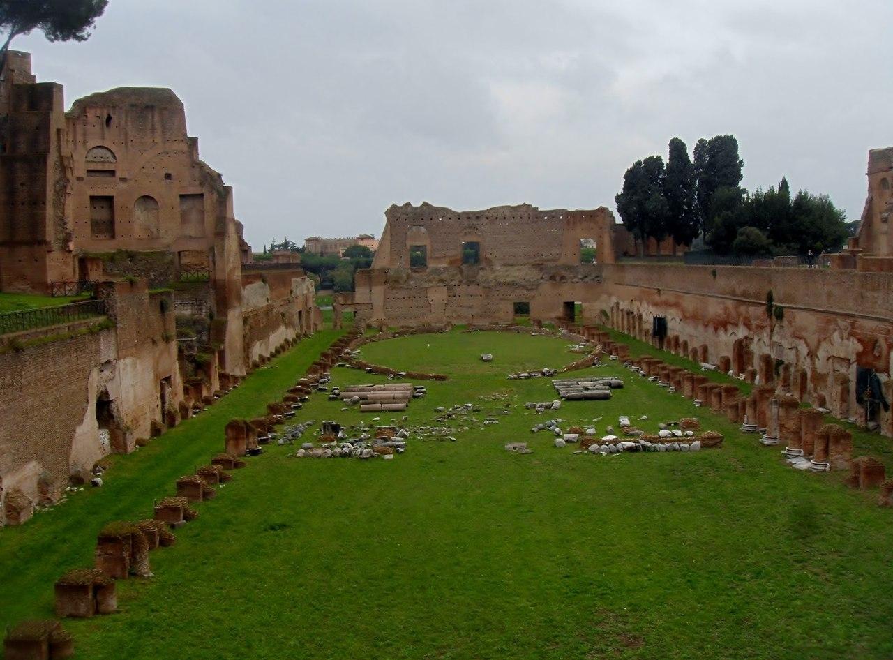 Палатинский холм - сердце Древнего Рима